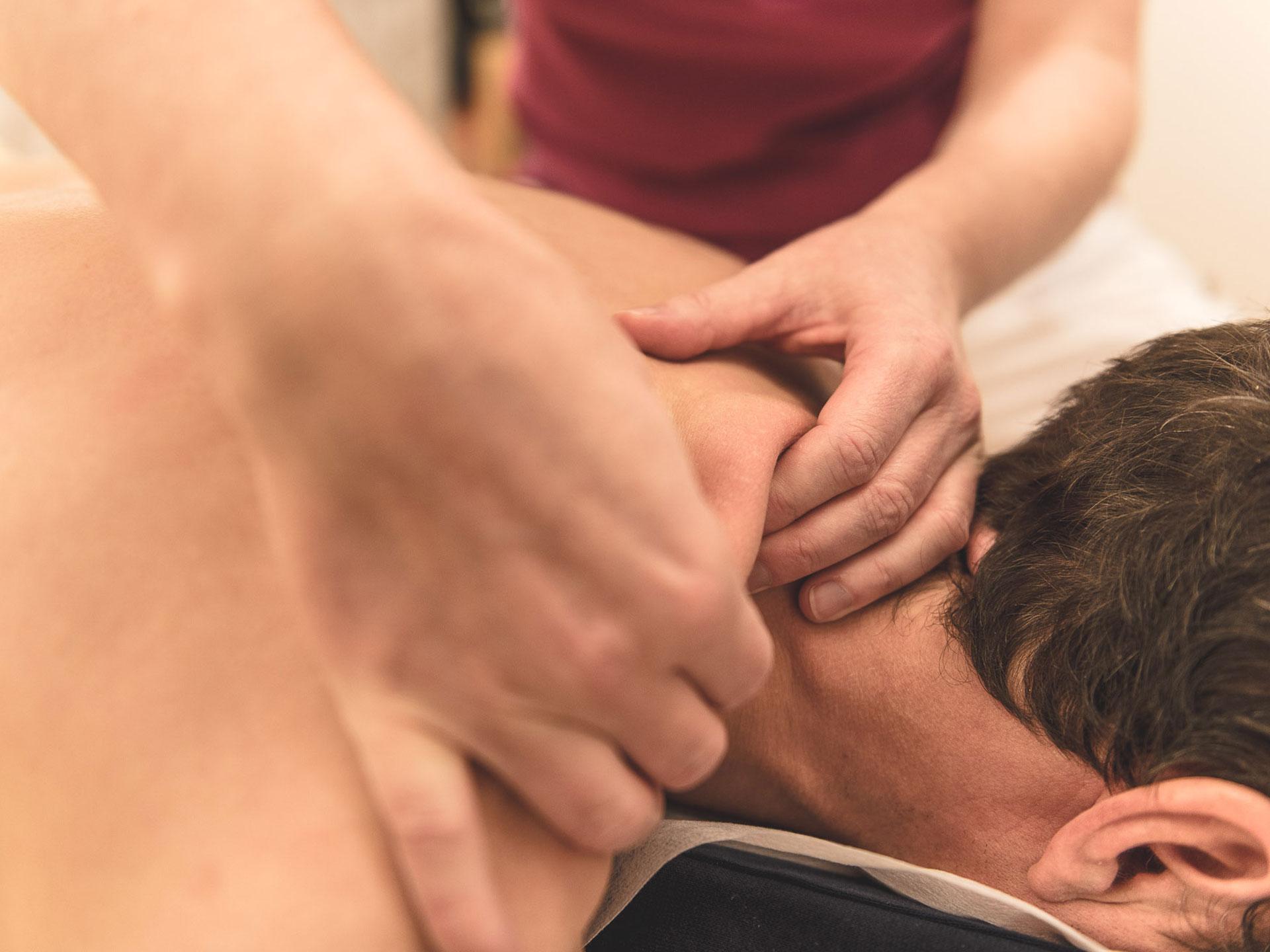 Kinder und Jugendliche Massage Yvonne Iten