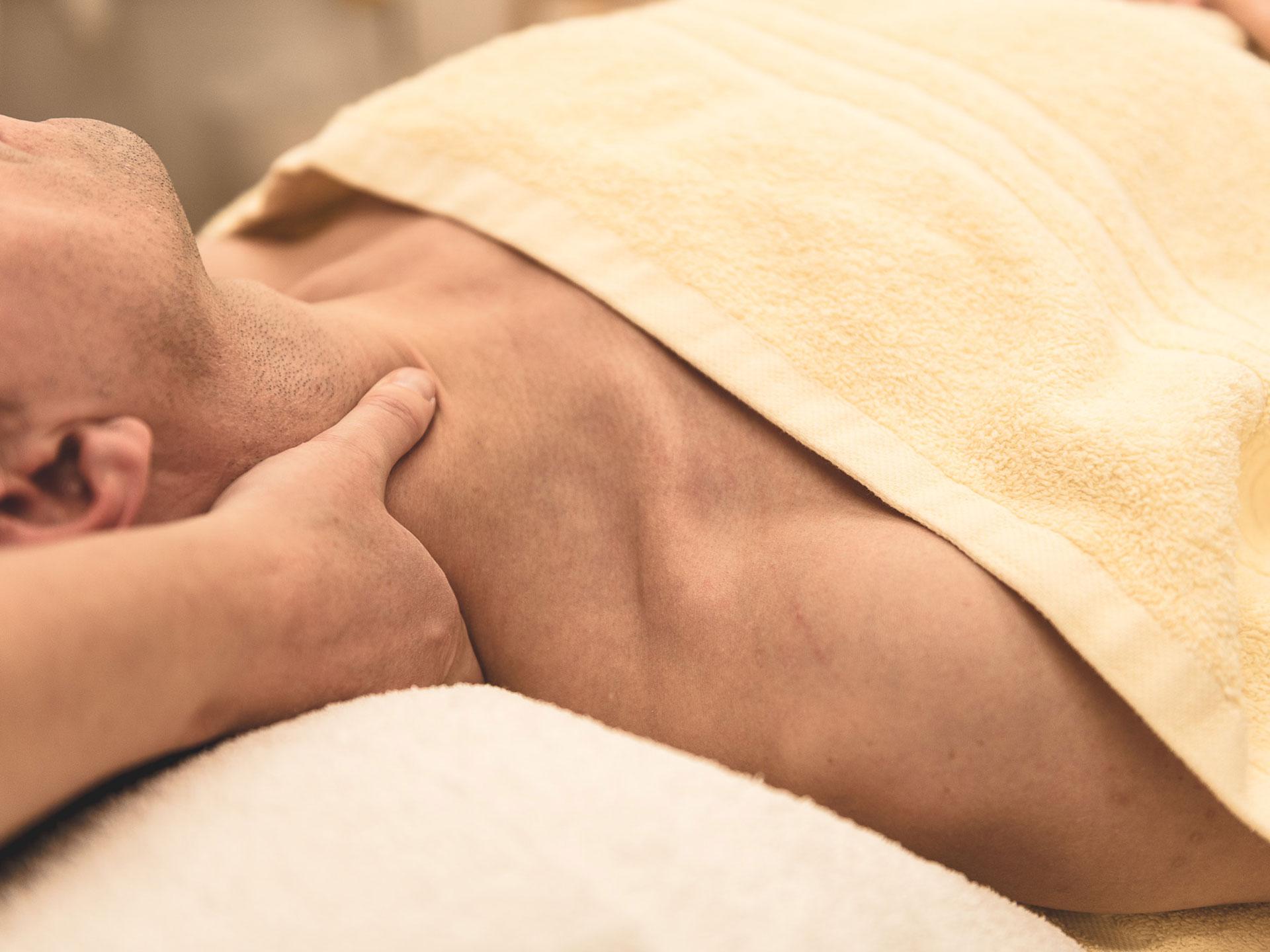 Klassiche Massage Yvonne Iten
