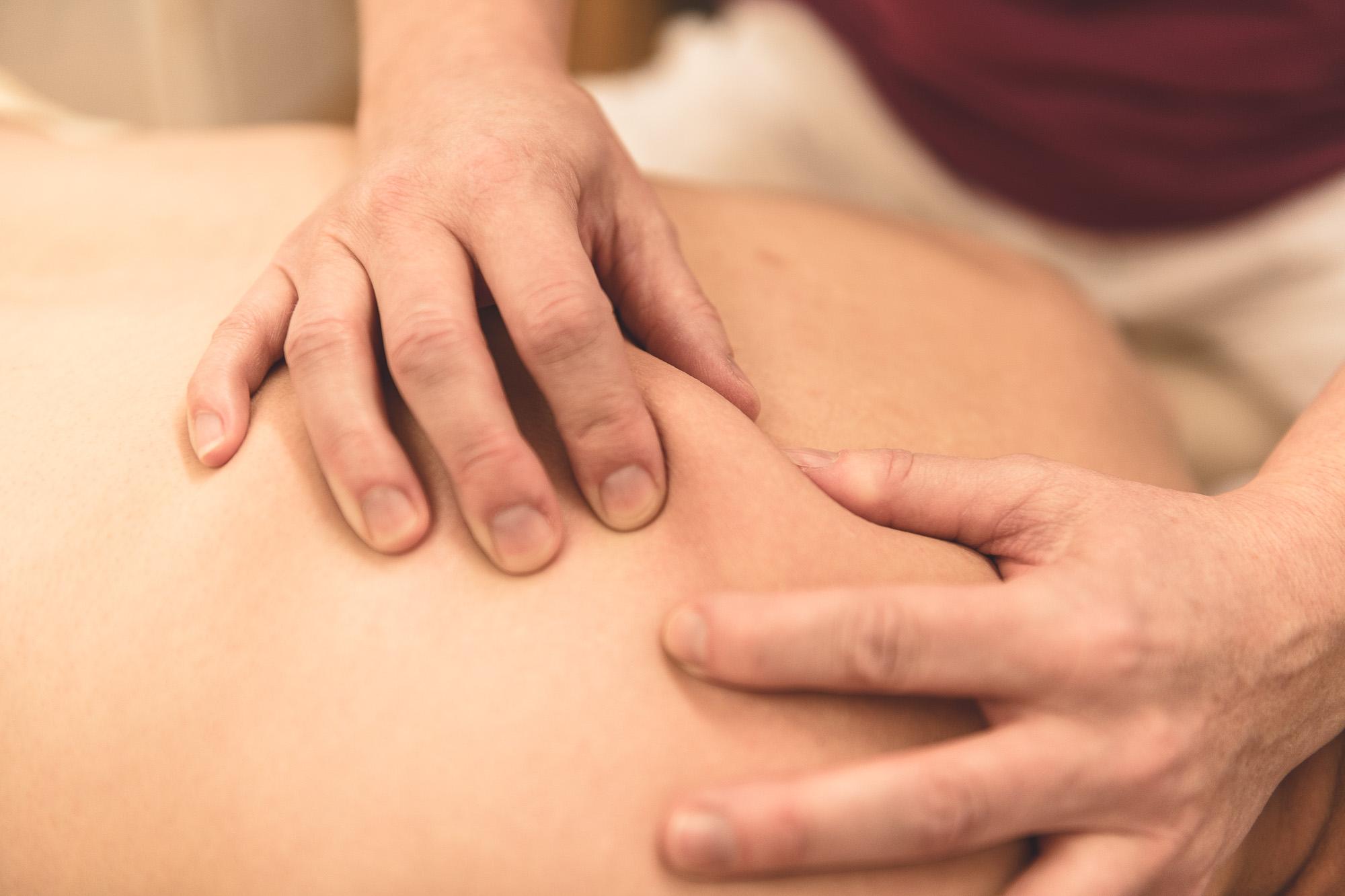 Massage für Kinder und Jugendliche
