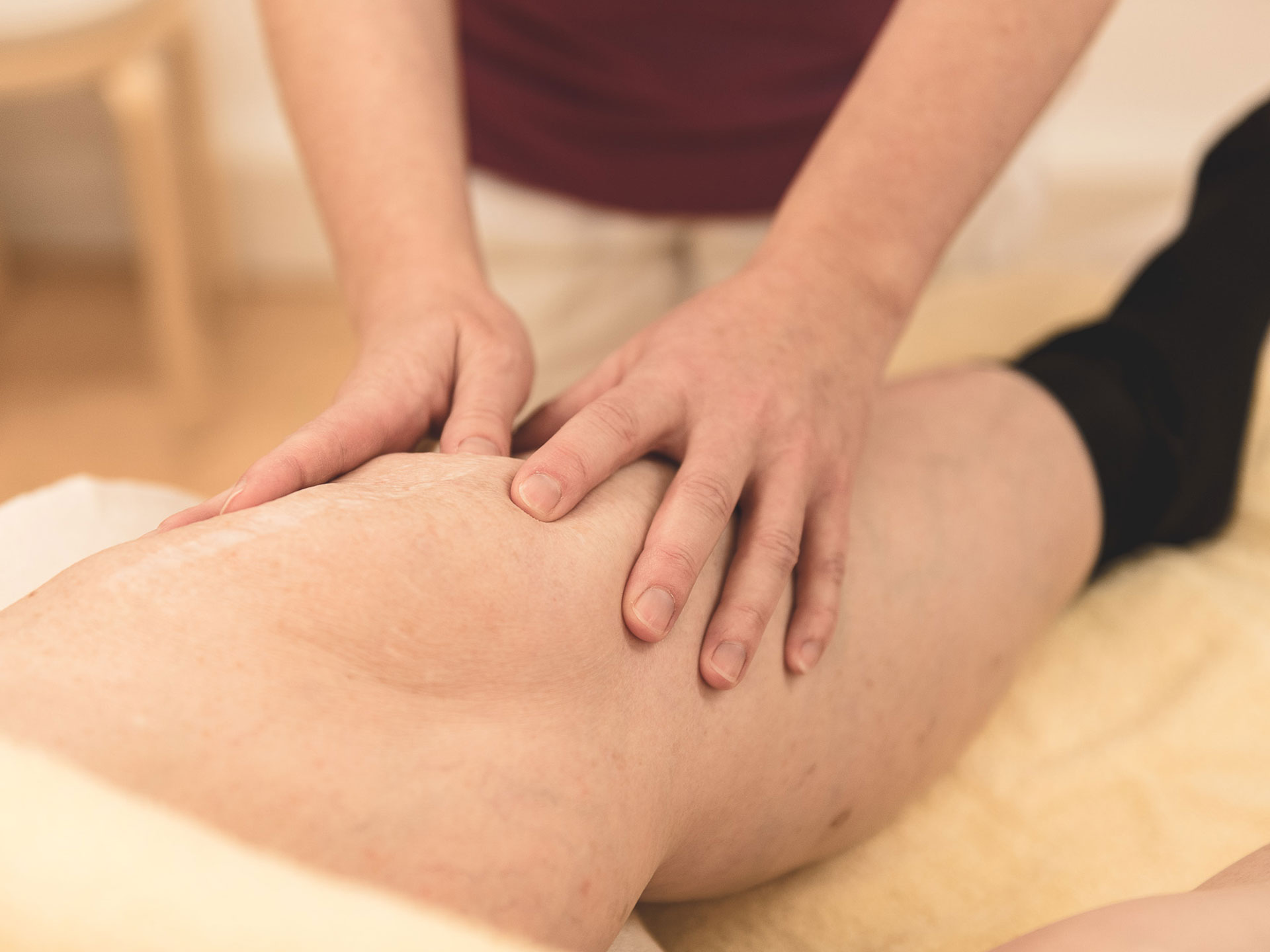 Triggerpunkt-Massage Yvonne Iten